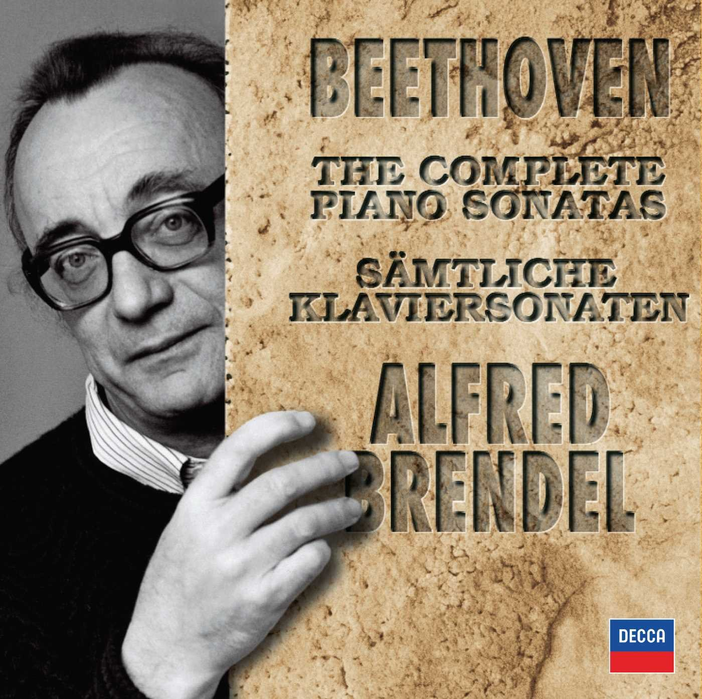 CD : Alfred Brendel - Complete Piano Sonatas (Boxed Set)