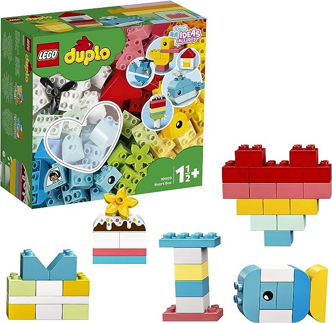 LEGO Caja del Corazón: Amazon.es: Juguetes y juegos
