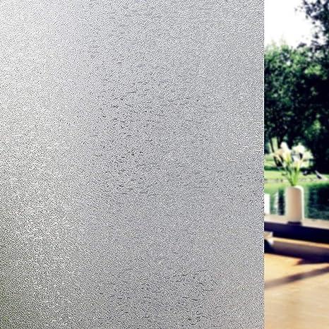 FANCY-FIX Pegatina de Vinilo Electricidad Estática para ventana o cristal Ventana Película Adhesiva Proteger