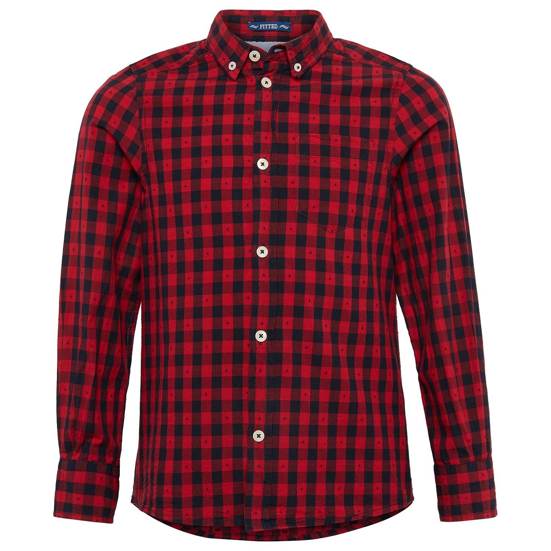 TOM TAILOR für Jungen Blusen, Shirts & Hemden Kariertes Hemd
