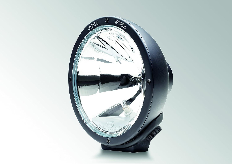 Endroit dassemblage: gauche//droite 17,5 transparent Luminator H1//W5W Montage en saillie Ref HELLA 1F8 007 560-011 Projecteur longue port/ée disperseur /à motifs 12V//24V rond