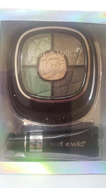 Amazon.com : Wet n wild fergie center stage eye shadow kit 34696 : Beauty