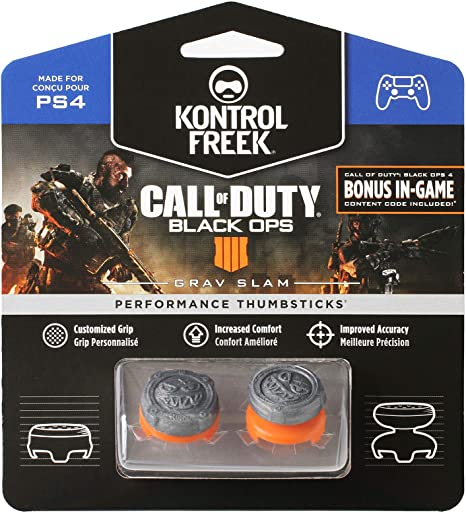 KontrolFreek Call of Duty: Black Ops 4 Grav Slam para mando de ...