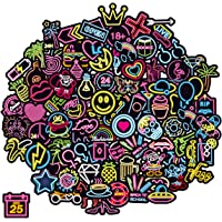 Q-Window Stickers Pack Vinyl Kawaii Stickers voor laptop, waterflessen, bagage, skateboard, PS4, Xbox One, telefoon…