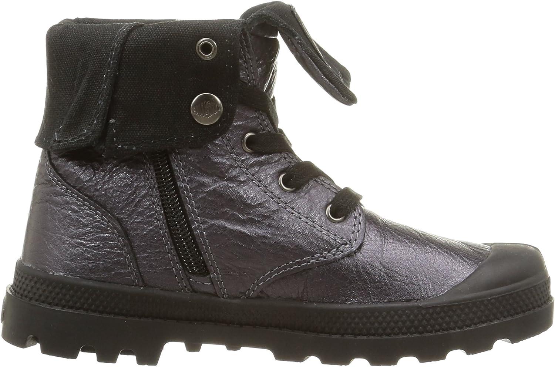 Chaussures hautes mixte enfant Palladium Bgy Ml Zip K
