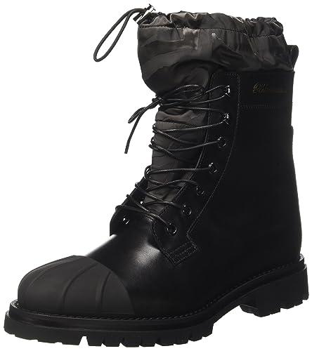 B00MS171E, Bottes pour Femme Noir Noir (Nero D45) 40 EUBarracuda