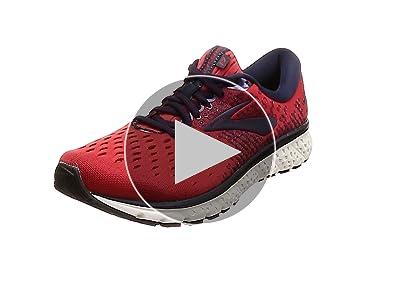 Brooks - Modelo Glycerin 17 - Zapatillas para hombre, Negro (Black/Ebony/Red), 40 EU: Amazon.es: Zapatos y complementos