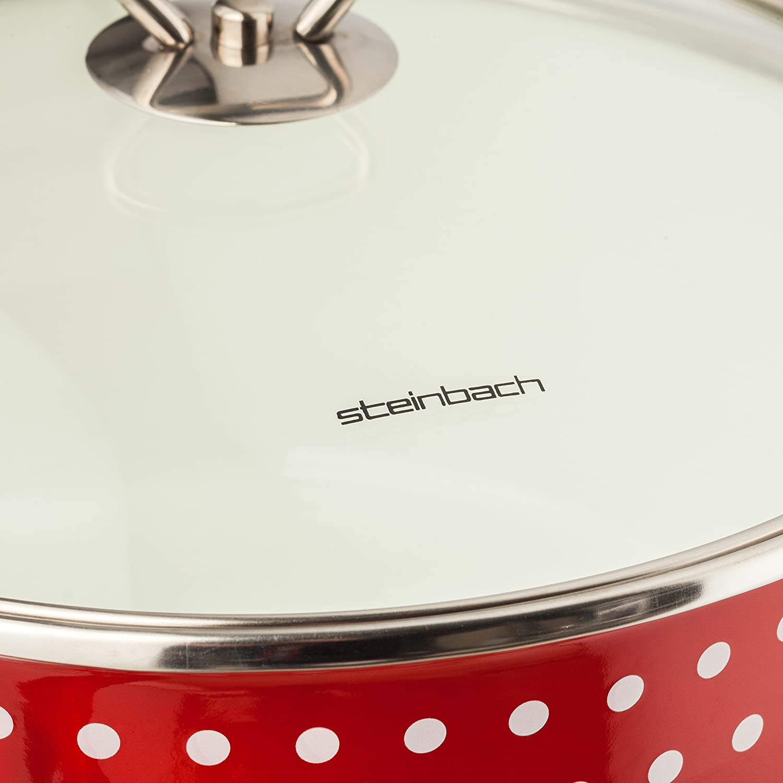 Steinbach - Olla coletto, 24 cm de diámetro, incluye tapa ...