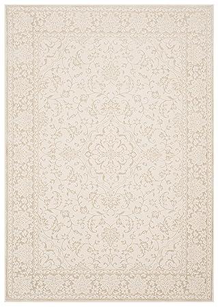Safavieh NBL659-5480-4 Tapis au Salon, Beige Clair/Crème, 121 x ...
