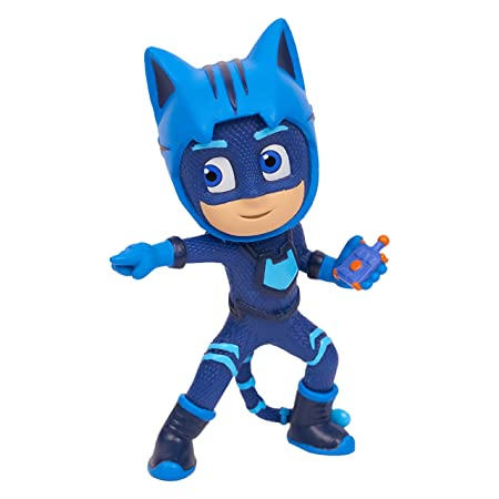 Amazon.com: PJMASKS Super Moon Adventure Collectible Figures, Multicolor: Toys & Games