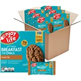 Enjoy Life Soft Baked Maple Fig Ovals Breakfast Bars, Nut Free Bars, Soy Free, Dairy Free, Non GMO, Gluten Free Vegan Breakfa
