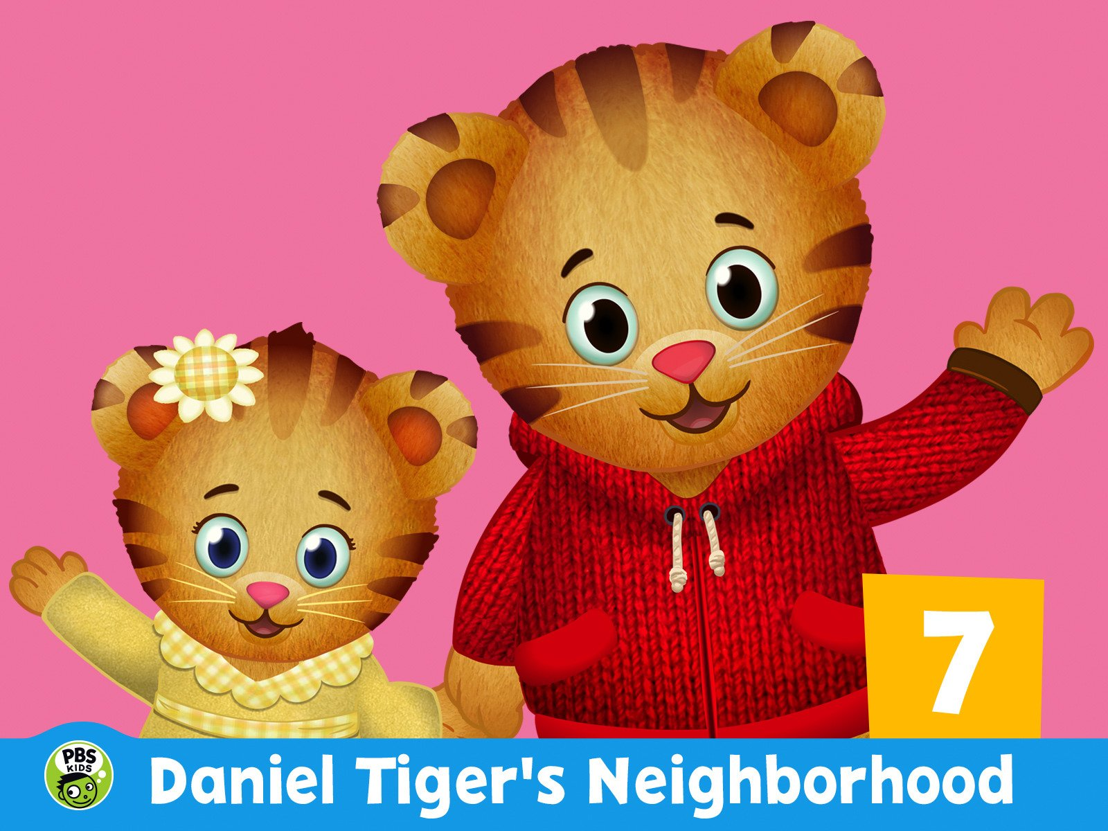 Amazon.com: Daniel Tiger\'s Neighborhood Season 7: The Fred Rogers ...
