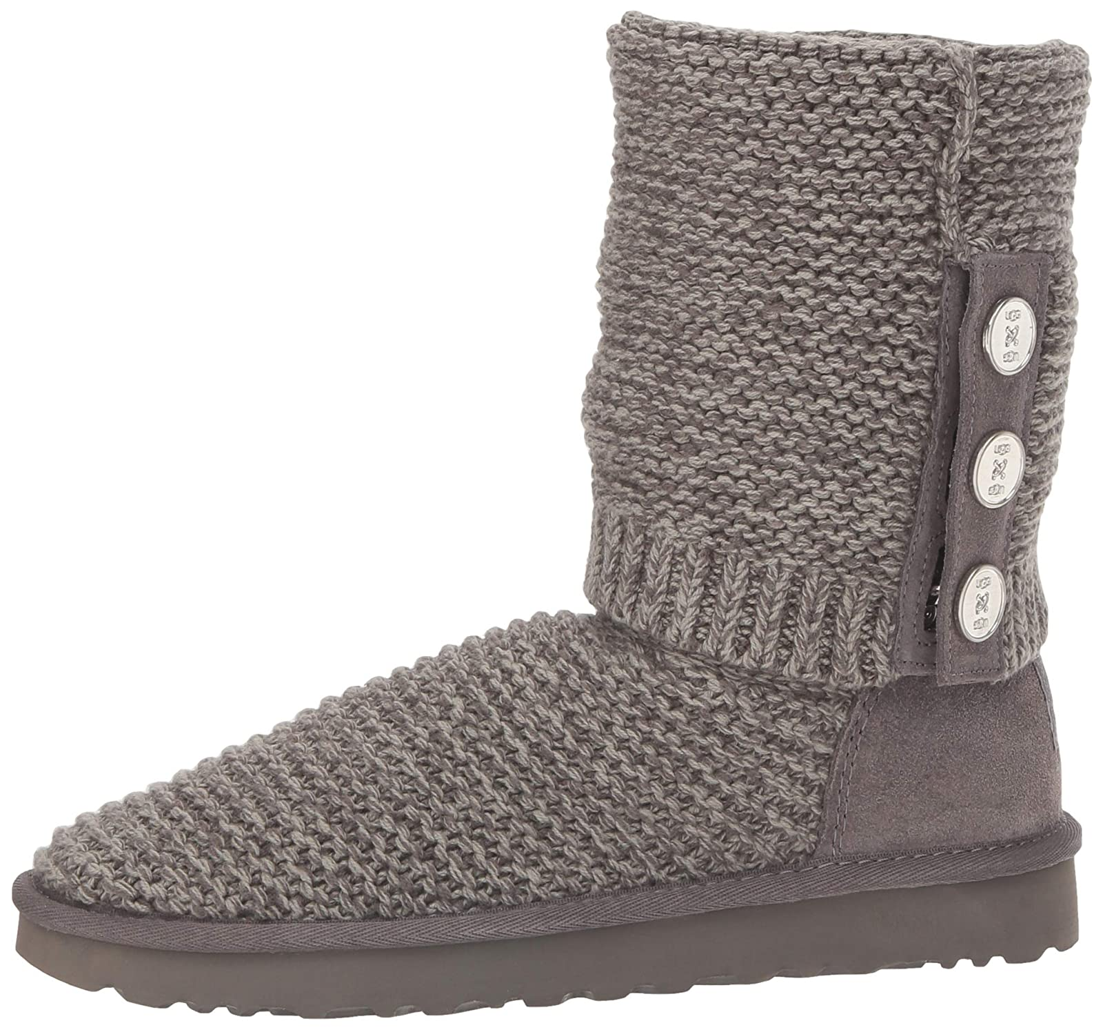 UGG Women's W PURL Cardy Knit Fashion Boot 1094949 - 5