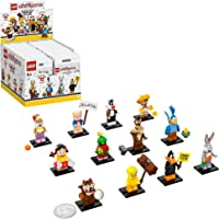 LEGO 71030 Minifigures Looney Tunes Set, 1 Bag of 12 to Collect, Limited Edition Collection