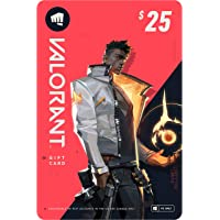 VALORANT $25 Gift Card - PC [Online Game Code]