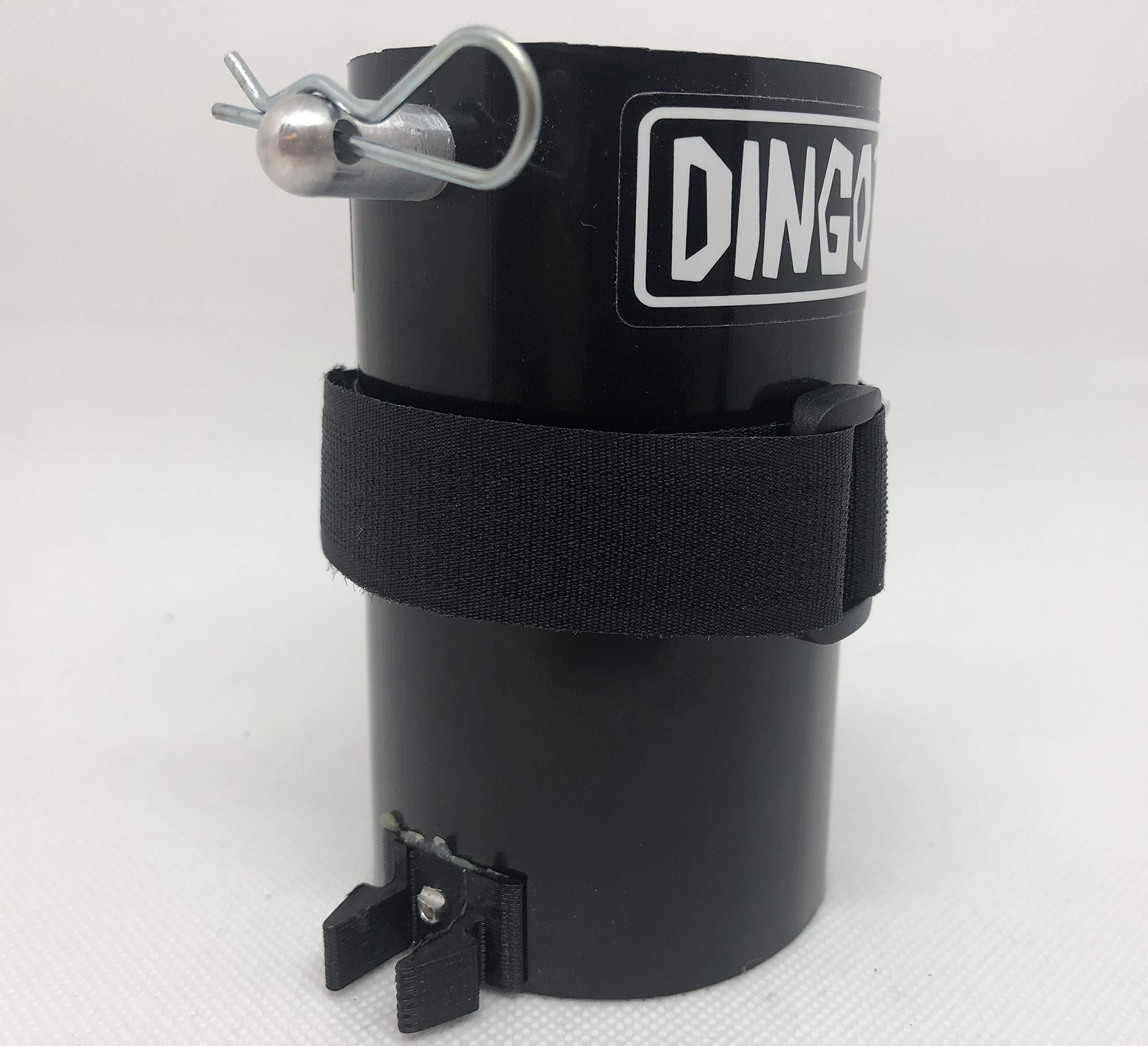 Dingo's X2 Transponder Mount (Black)