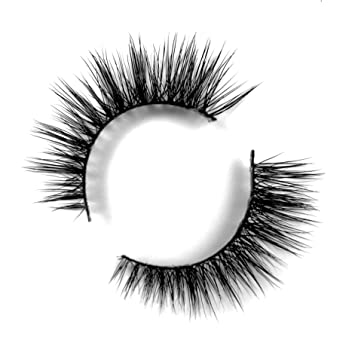 4d7752c20c8 Amazon.com : 3D Mink Eyelashes Luxury Lash Strips Glam Collection with 100%  Real Mink Fur (Flirty Lash) : Beauty