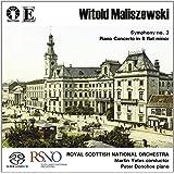 Violin Concerto/Sinfonie 3