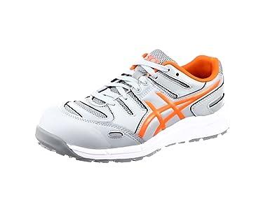 [アシックス] ワーキング 安全靴 作業靴 ウィンジョブCP103 チャイブグリーン/ホワイト 22.5 cm