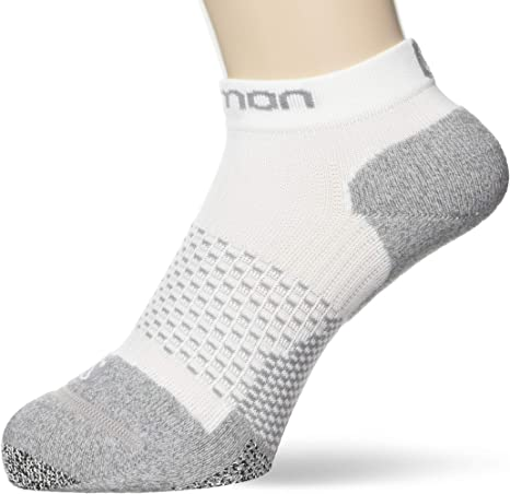 Salomon Calcetines Cross Pro Blanco
