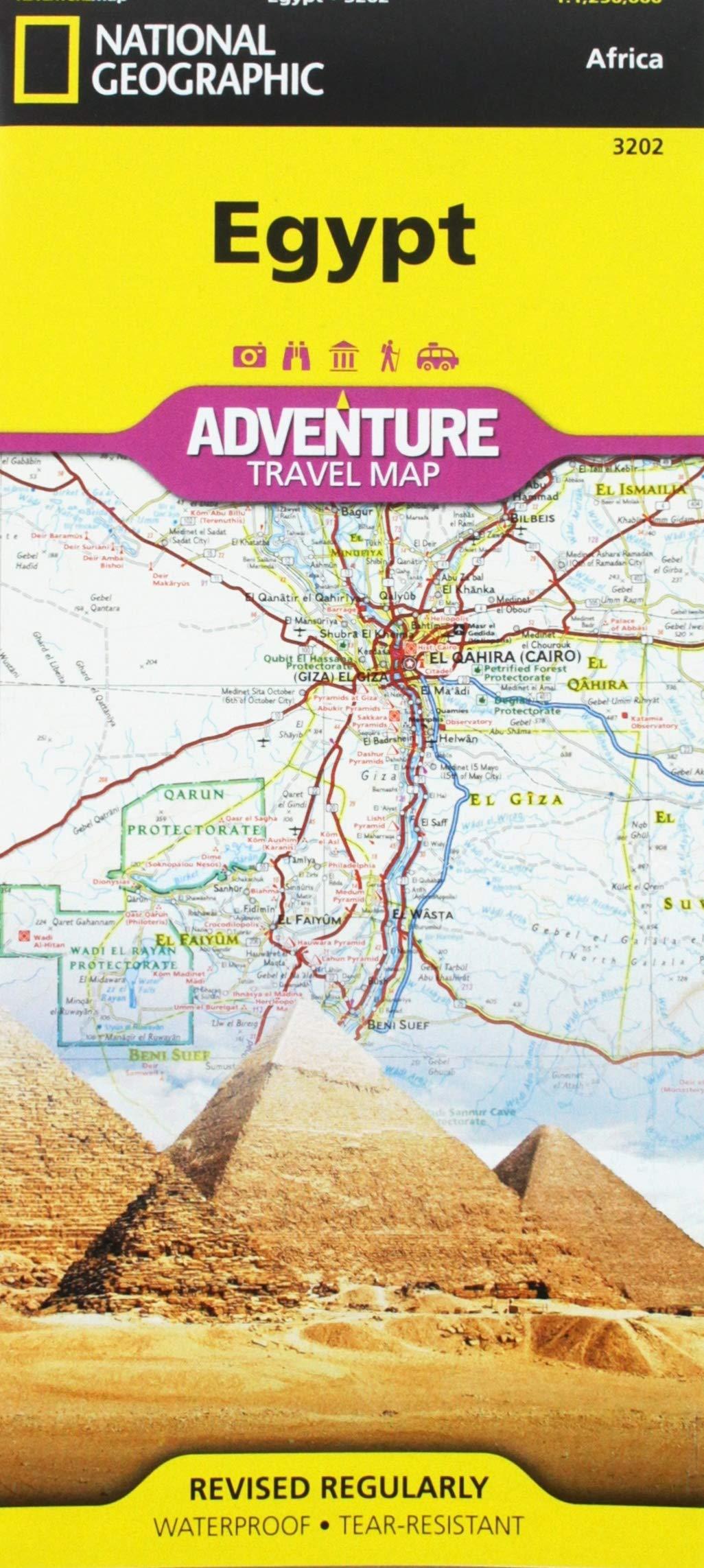 Kilimanjaro Adventure Map Adventure Maps Rand Mcnally