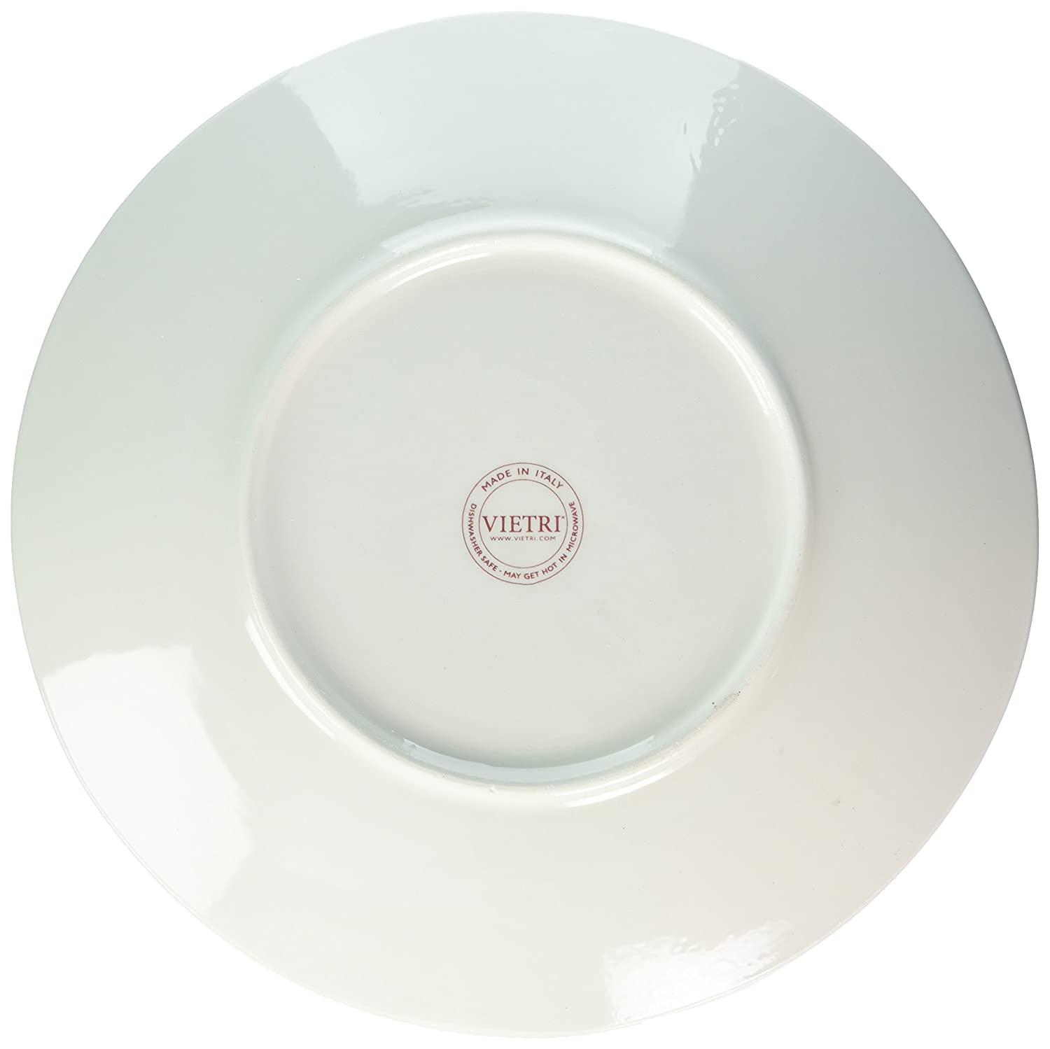 Vietri Costiera Assorted Blue Salad Plates S//4 PartialUpdate