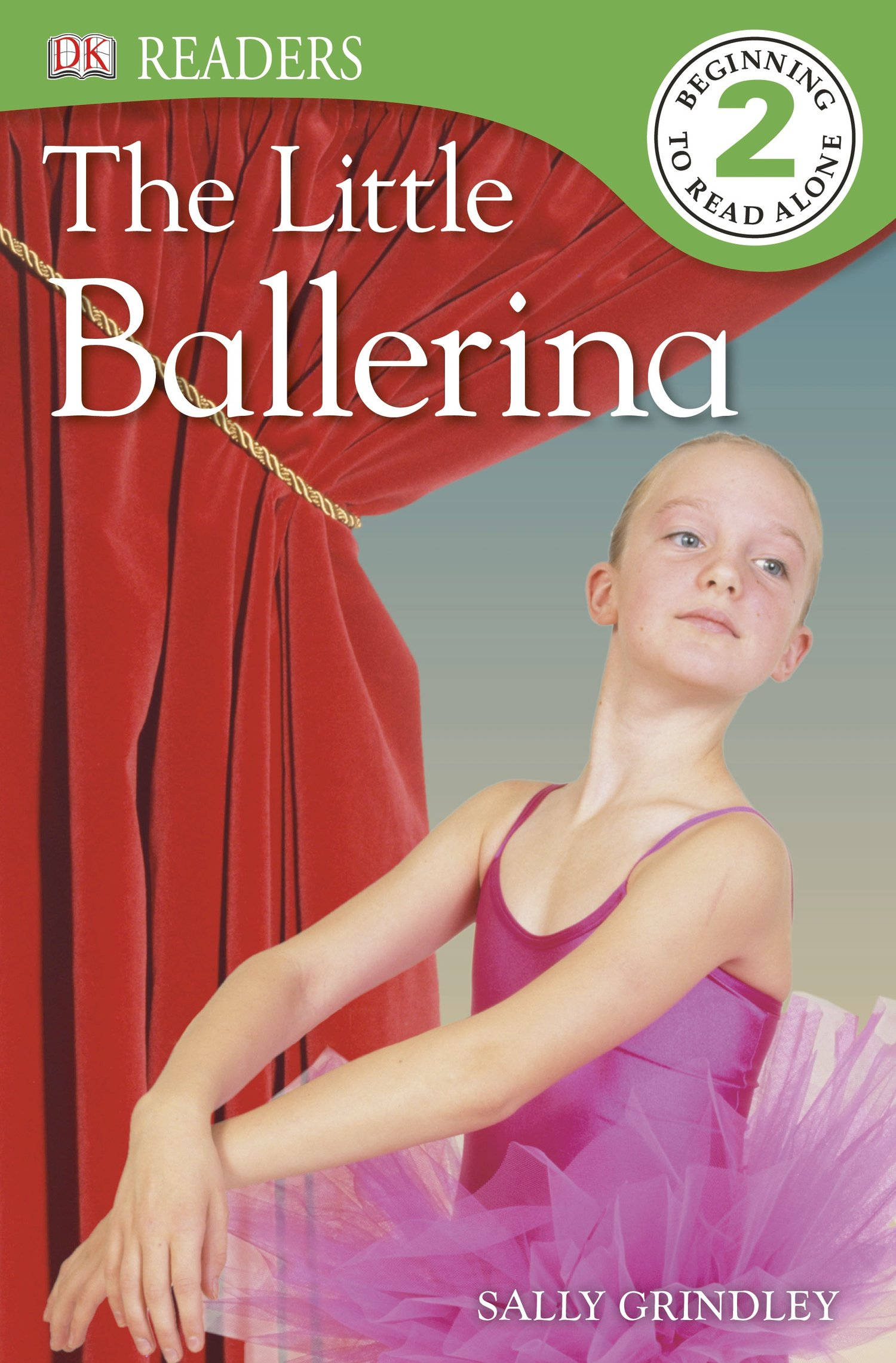 DK Readers L2: The Little Ballerina PDF