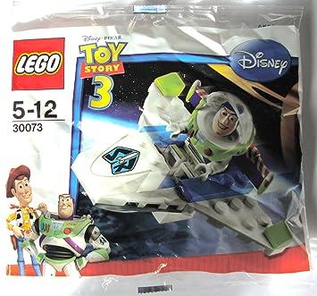 LEGO Toy Story: Buzzs Mini Ship Establecer 30073 (Bolsas ...