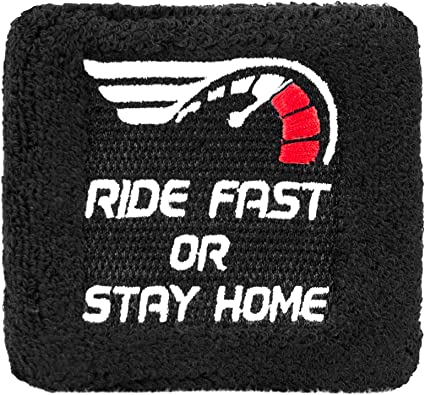 Brake Fluid Reservoir Cover Sock for Motorcycles Sporbikes and Gifts by Moto Loot Panty Dropper