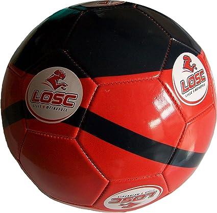 Balón de fútbol Oficial de Lille Olympique Metropole LOSC – Dogues ...