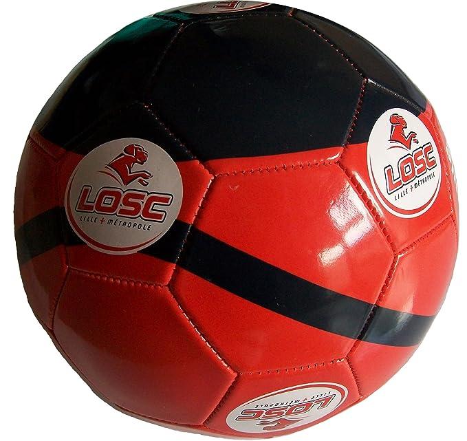 Balón de fútbol Oficial de Lille Olympique Metropole LOSC - Dogues ...