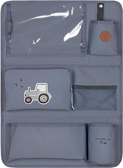 55 cm L/ÄSSIG Autoorganizer Autor/ücksitzorganizer R/ücksitztasche mit Tablet Fach f/ür Auto zum H/ängen zusammenklappbar//Magic Bliss Girls
