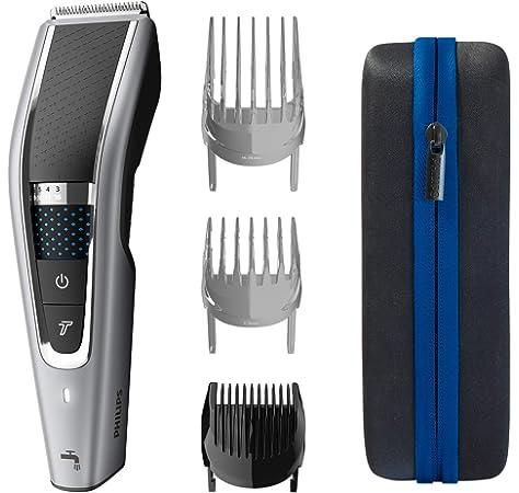 Philips Serie 5000 HC5650/15 - Cortapelos con cuchillas acero ...