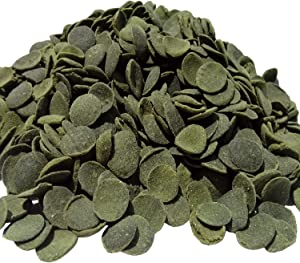 Aquatic Foods Inc. Wafers of Algae & Spirulina. AFI Wafers The Premium Pleco Catfish Tropical Fish Food