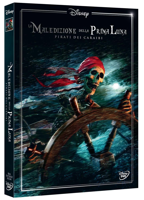 Pirati dei caraibi la quadrilogia dvd collezione