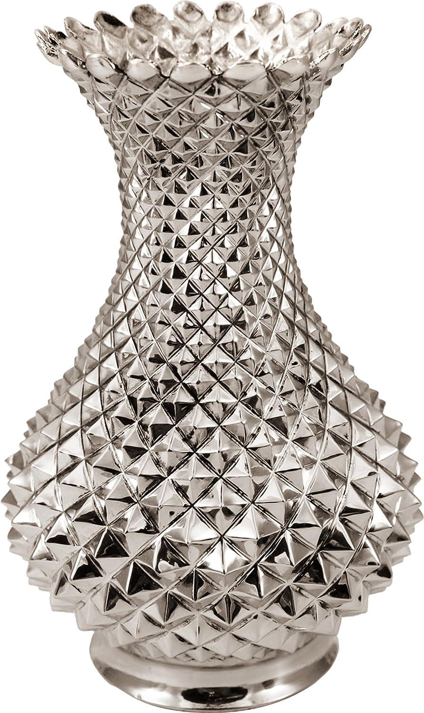 Traditional Design Hand made, Hand Carved, Hand Hammered, Hand Painted Solid Copper Flower Vase, Large Floor Vase, Ideal gift for Wedding, Home Decor, Copper Vase -(VS-104)