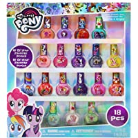 Townley Girl 18 Pack Nail Polish (My Little Pony)