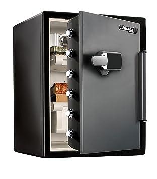 Master Lock Caja-Fuerte LFW205TWC antifuego y Resistente al ...
