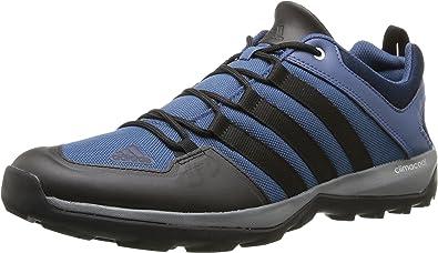 Amazon.com: adidas outdoor Men's Daroga Blue Hiking Sneakers 7.5 M ...