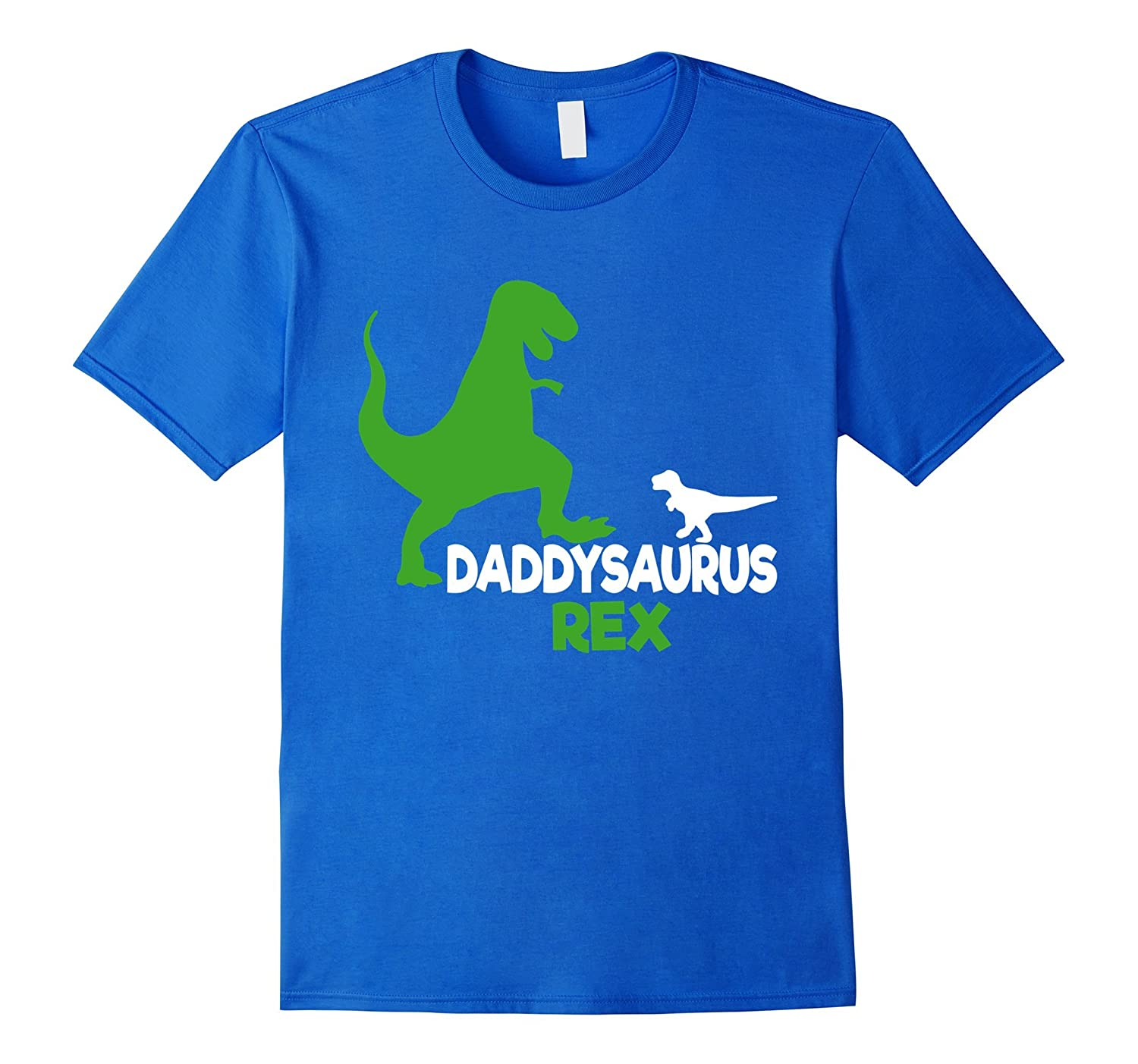 Funny Father's Day Gift Idea - Daddysaurus Rex T-Shirt-fa