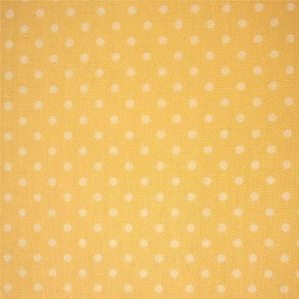 100/% Cotton Fabric-Lemon 150cm wide FREE P /& P.