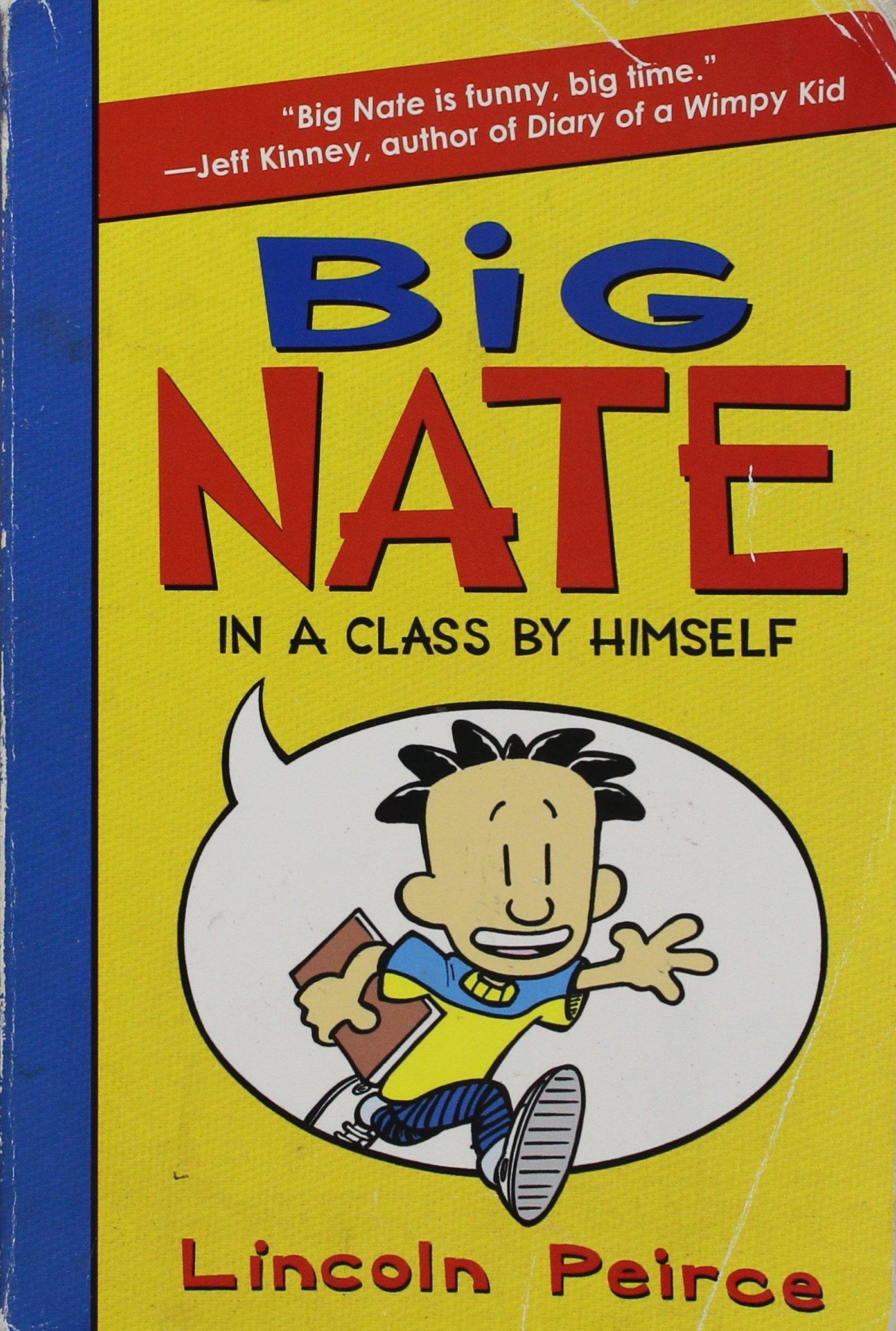 Download Big Nate in a Class By Himself pdf epub