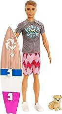 Barbie Muñeca Barbie y los Delfines Mágicos, Ken