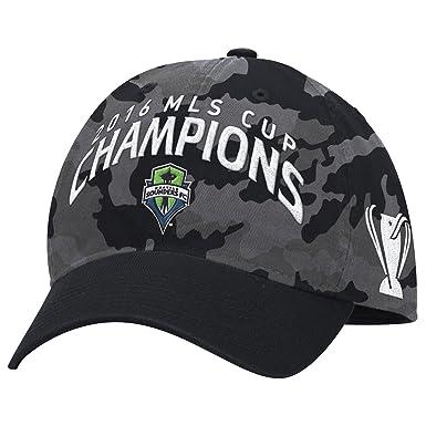 adidas Unisex 2017 MLS Cup Champions Gorra Ajustable, Camuflaje ...