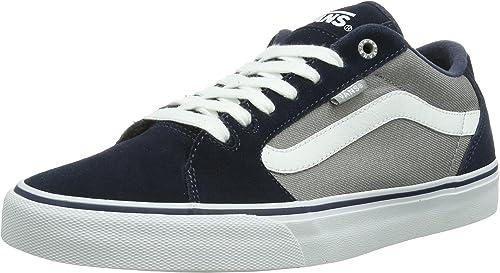 Vans M FAULKNER (TEXTILE)NAVYG Herren Sneaker