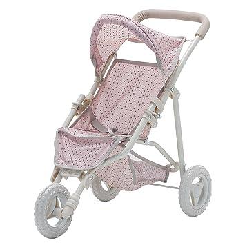 Amazon.es: Olivias Little World- Cochecito para muñeca bebé ...