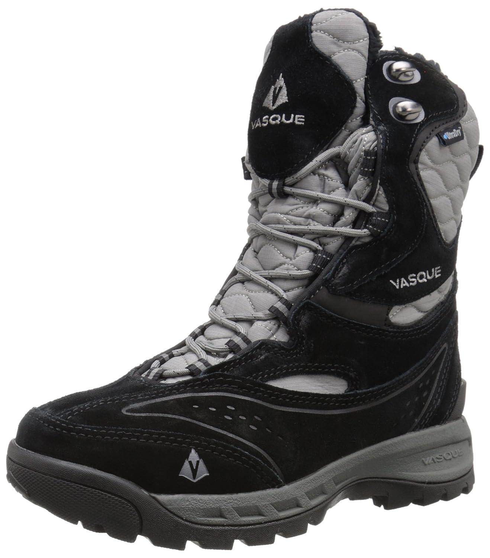Vasque Women's Pow Pow II UltraDry Insulated Winter Boot B00TYJVKKW 6.5 B(M) US|Black/Gargoyle