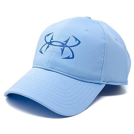 promo code 7ee73 3a865 Amazon.com  Under Armour UA Fish Hook Cap OSFA Carolina Blue  Sports    Outdoors