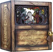 Game of Thrones: The Complete Seasons 1-8 (Collector's Edition/Blu-ray/Bilingual)
