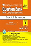 Oswaal CBSE CCE Question Bank Social Science for Class 7